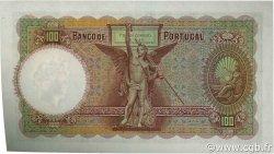 100 Escudos PORTUGAL  1941 P.150 SUP à SPL