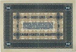 10 Lire ITALIE  1918 PM.06 SUP+