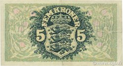 5 Kroner DANEMARK  1942 P.030h pr.SUP