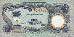5 Shillings BIAFRA  1968 P.03a pr.NEUF