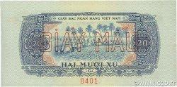 20 Xu VIET NAM SUD  1966 P.38s SUP+