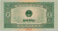 2 Hao VIET NAM  1958 P.069s NEUF
