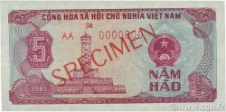 5 Hao VIET NAM  1985 P.089s pr.NEUF