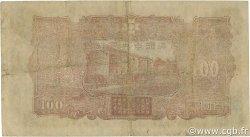 100 Yüan CHINE  1944 P.J138 TB