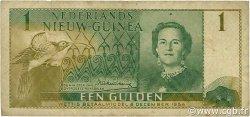 1 Gulden NOUVELLE GUINEE NEERLANDAISE  1954 P.11 TB
