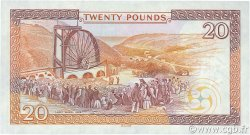 20 Pounds ÎLE DE MAN  2000 P.45v NEUF