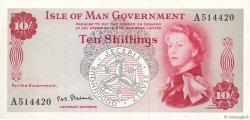 10 Shillings ÎLE DE MAN  1961 P.24b pr.NEUF