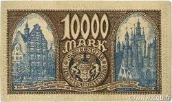 10000 Mark DANTZIG  1923 P.18 TTB+