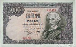 5000 Pesetas ESPAGNE  1976 P.155 pr.SPL