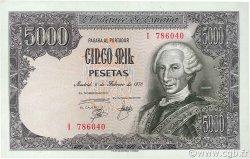 5000 Pesetas ESPAGNE  1976 P.155 SUP+