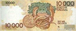 10000 Escudos PORTUGAL  1989 P.185b NEUF