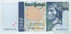 2000 Escudos PORTUGAL  1997 P.189c NEUF