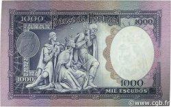 1000 Escudos PORTUGAL  1961 P.166 SPL