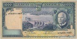 1000 Escudos ANGOLA  1970 P.098 TTB à SUP