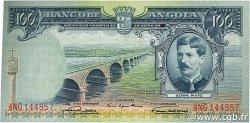 100 Escudos ANGOLA  1956 P.089a pr.SPL