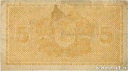 5 Markkaa FINLANDE  1945 P.076 TB