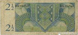2,5 Gulden NOUVELLE GUINEE NEERLANDAISE  1954 P.12a pr.TB