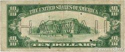 10 Dollars HAWAII  1934 P.40a TB