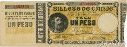 1 Peso PORTO RICO  1895 P.07a pr.NEUF