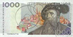 1000 Kronor SUÈDE  1991 P.60a pr.NEUF