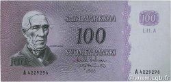 100 Markkaa FINLANDE  1963 P.106a SUP+