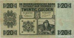 20 Gulden PAYS-BAS  1926 P.044 TB+