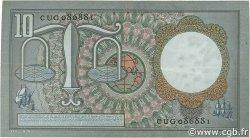 10 Gulden PAYS-BAS  1953 P.085 TTB+