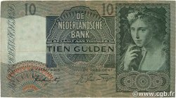 10 Gulden PAYS-BAS  1942 P.056b TB+