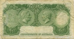 1 Pound AUSTRALIE  1953 P.30 TB+