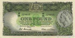 1 Pound AUSTRALIE  1953 P.30 SUP+