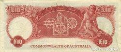 10 Pounds AUSTRALIE  1960 P.36a TTB