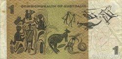 1 Dollar AUSTRALIE  1969 P.37c TB