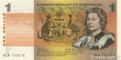 1 Dollar AUSTRALIE  1969 P.37c NEUF