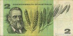 2 Dollars AUSTRALIE  1966 P.38a TTB