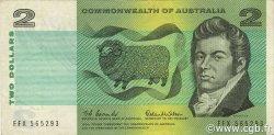 2 Dollars AUSTRALIE  1966 P.38a SUP