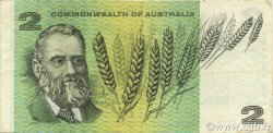 2 Dollars AUSTRALIE  1967 P.38b TTB