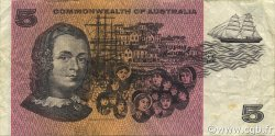 5 Dollars AUSTRALIE  1969 P.39a TB à TTB