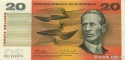 20 Dollars AUSTRALIE  1968 P.41c pr.NEUF