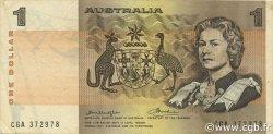1 Dollar AUSTRALIE  1976 P.42b1 TTB+