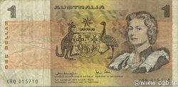 1 Dollar AUSTRALIE  1979 P.42c TB