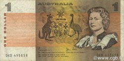 1 Dollar AUSTRALIE  1983 P.42d TB à TTB