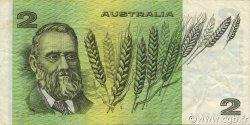 2 Dollars AUSTRALIE  1976 P.43b3 TTB+