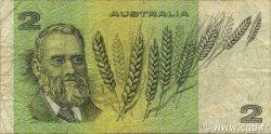 2 Dollars AUSTRALIE  1979 P.43c pr.TB