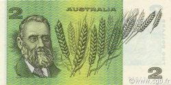 2 Dollars AUSTRALIE  1983 P.43d SPL
