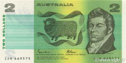2 Dollars AUSTRALIE  1985 P.43e NEUF