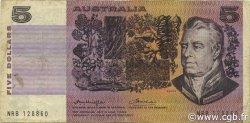 5 Dollars AUSTRALIE  1974 P.44b1 TB+