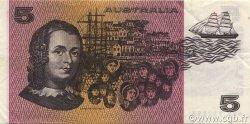 5 Dollars AUSTRALIE  1979 P.44c TTB+
