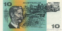 10 Dollars AUSTRALIE  1990 P.45f NEUF