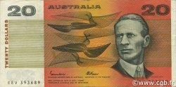 20 Dollars AUSTRALIE  1985 P.46e TTB