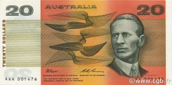 20 Dollars AUSTRALIE  1994 P.46i NEUF